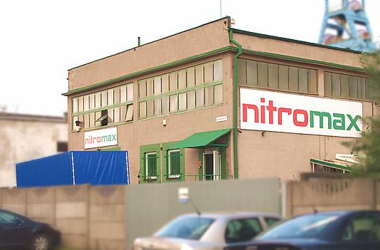 Nitromax - hala